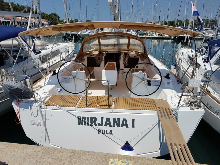 Dufour 460 Grand Large (Mirjana) Main image - 0
