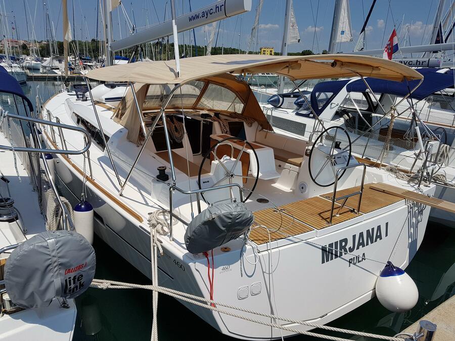 Dufour 460 Grand Large (Mirjana)  - 19