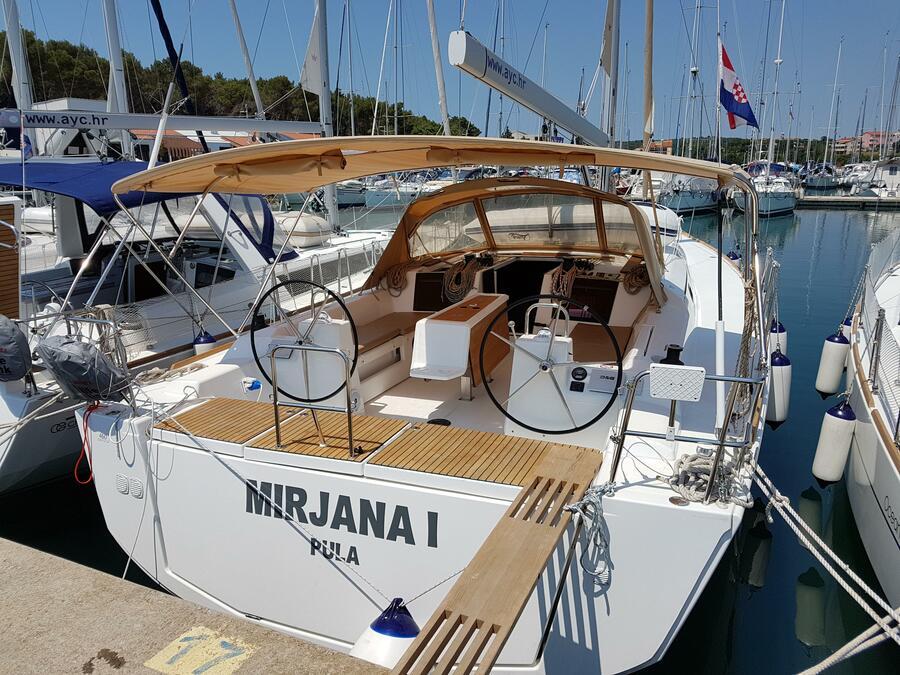 Dufour 460 Grand Large (Mirjana)  - 4