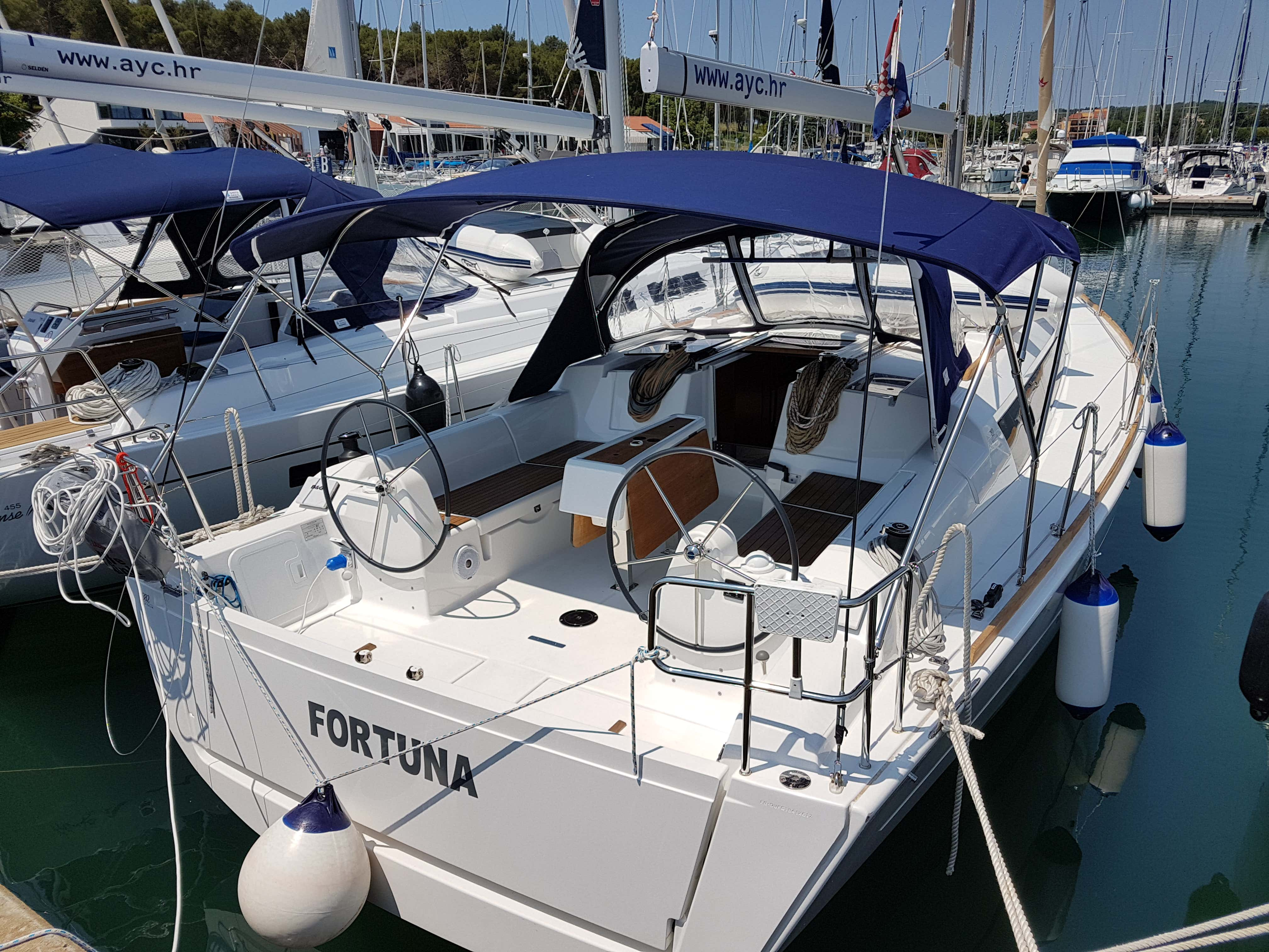 Dufour 382 Grand Large (Fortuna)  - 13