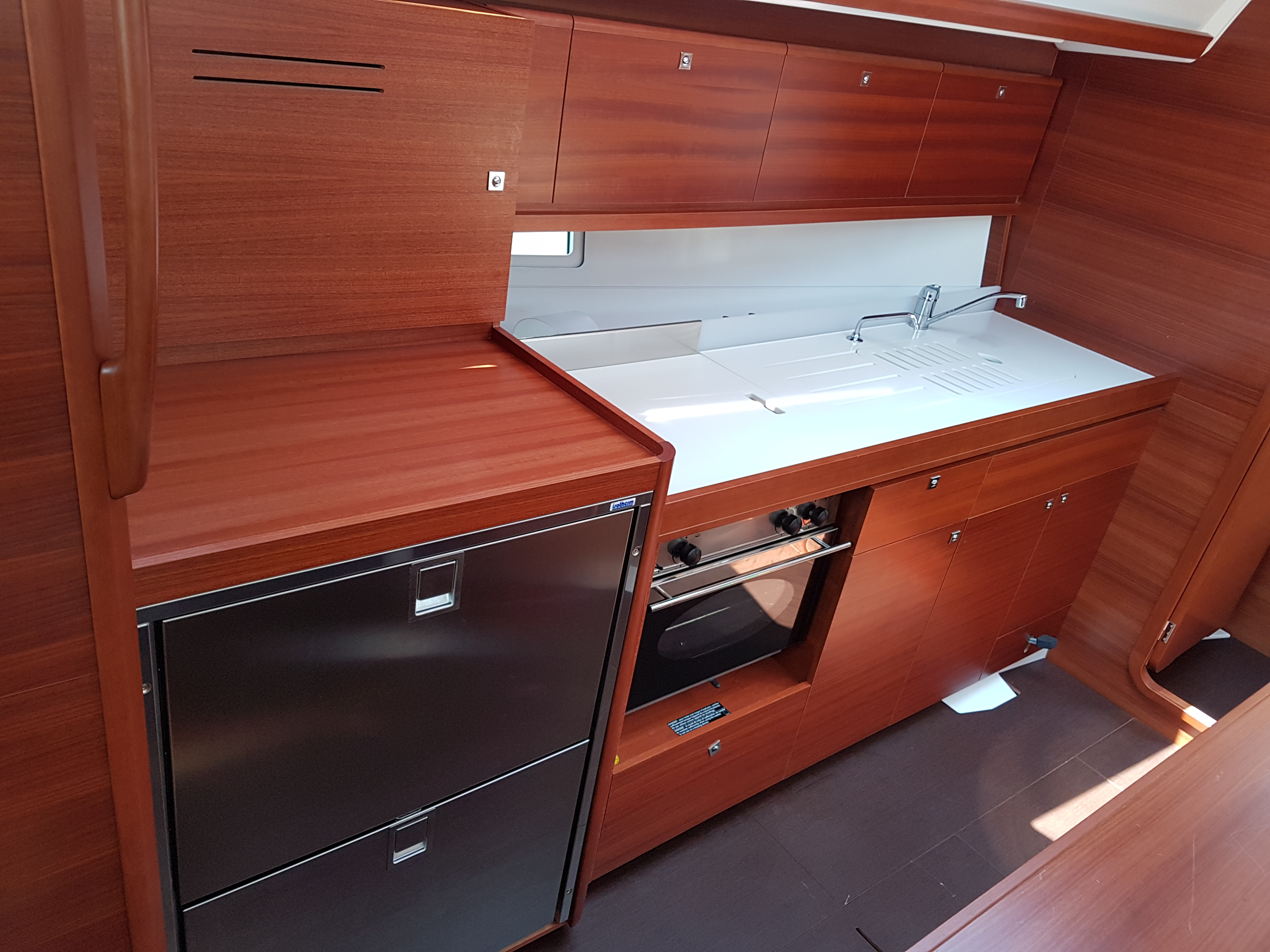 Dufour 382 Grand Large (Fortuna)  - 11