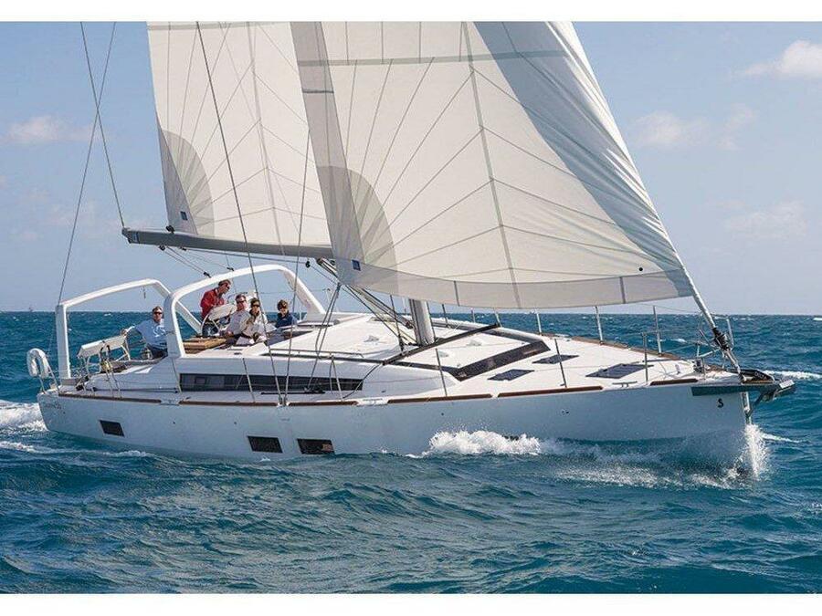 Oceanis 55 (Roxane ) Main image - 16