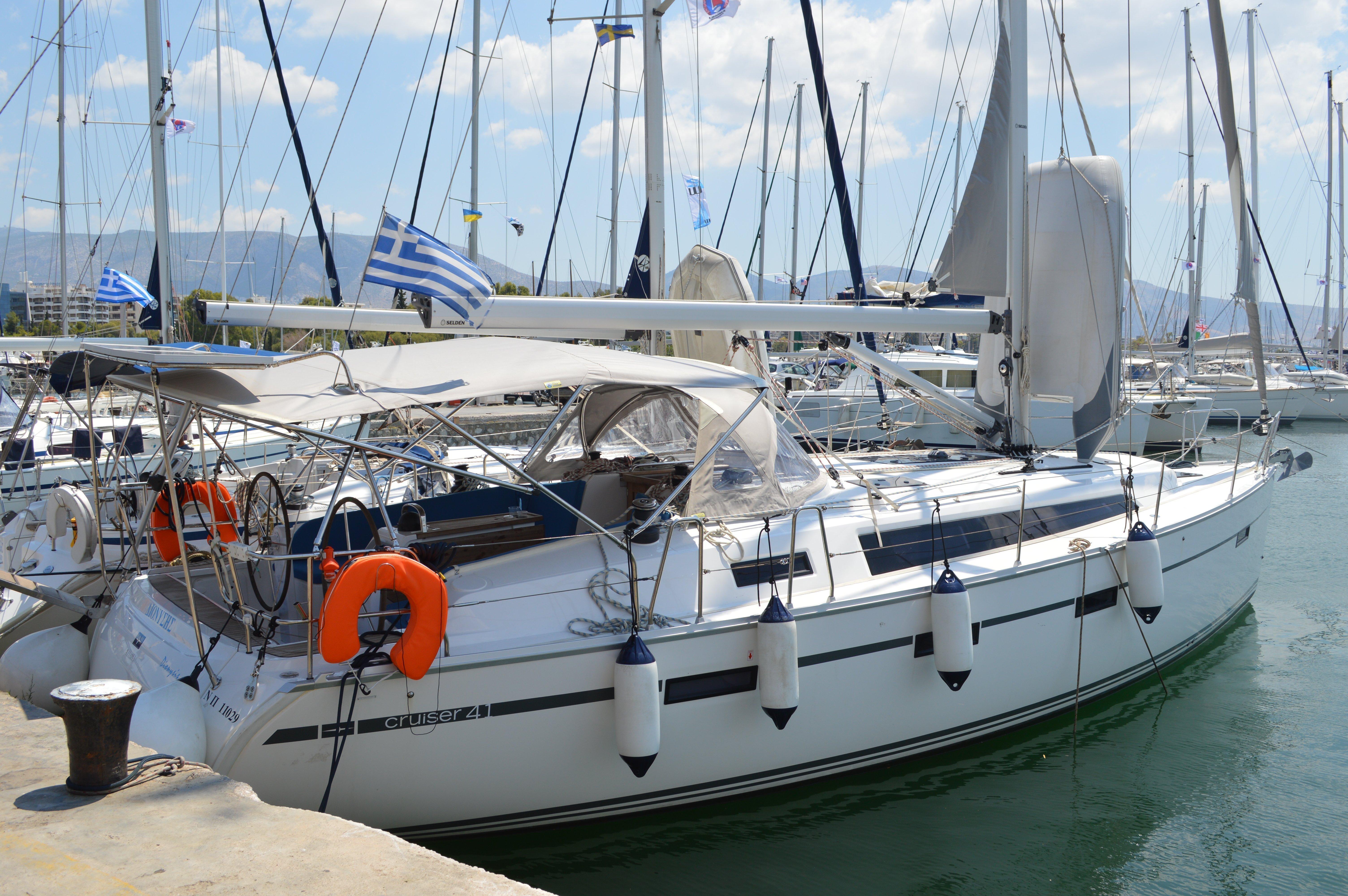 Bavaria Cruiser 41 (Dionysis)  - 2