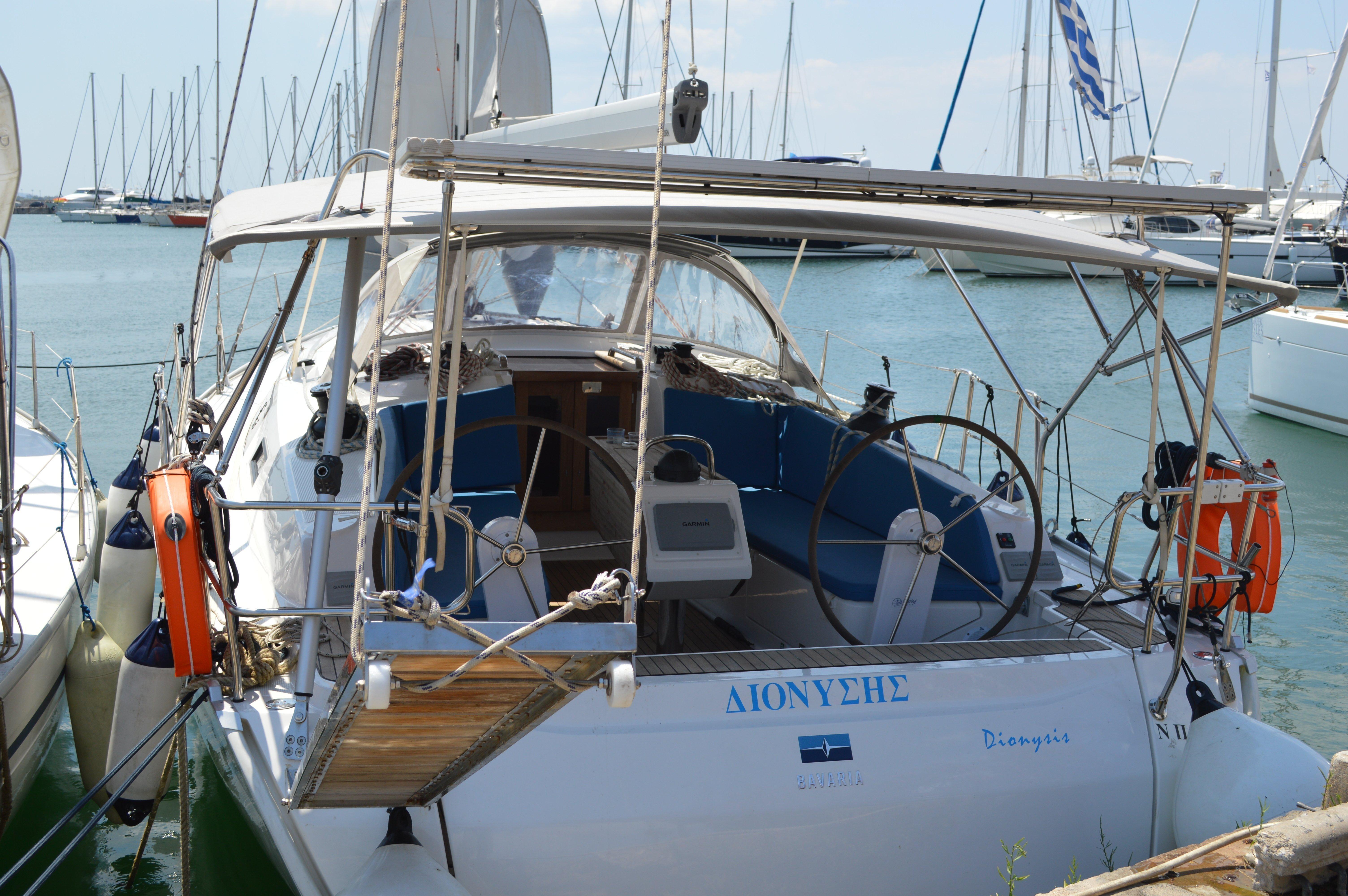 Bavaria Cruiser 41 (Dionysis)  - 3