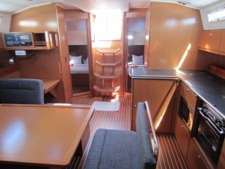 Bavaria Cruiser 45 (Blues Point) Interior image - 28