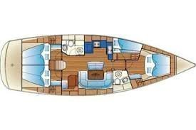 Bavaria 46 Cruiser (Joyful Wind) Plan image 1 - 1