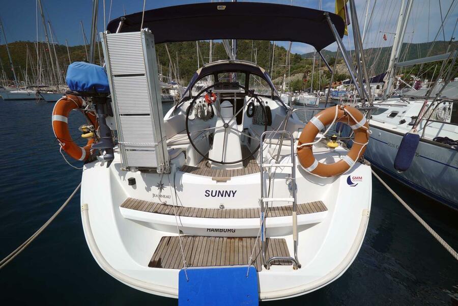 Sun Odyssey 36i (Sunny)  - 2