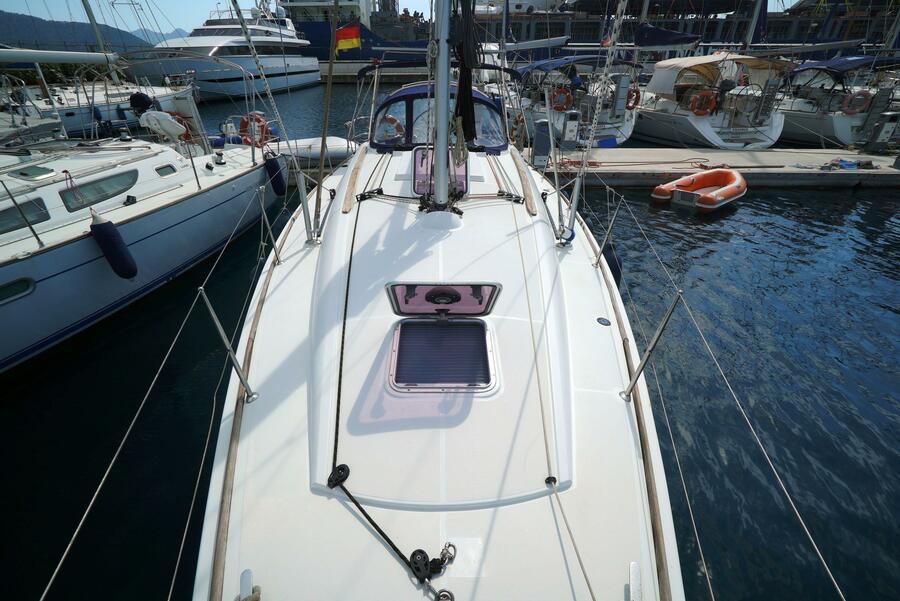 Sun Odyssey 36i (Sunny)  - 16