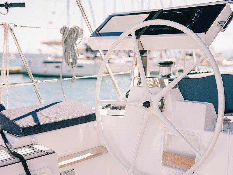 Oceanis 55 (Esther)  - 47