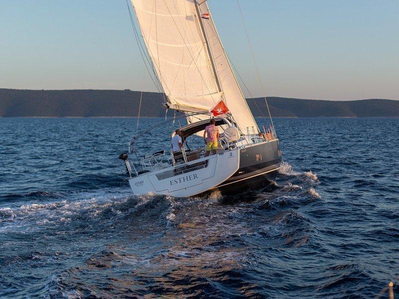 Oceanis 55 (Esther)  - 41