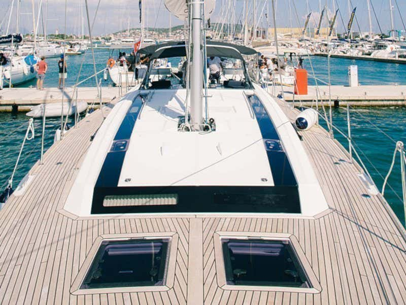 Oceanis 55 (Esther)  - 14