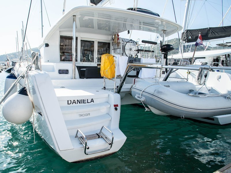 Lagoon 39 (Daniela)  - 3