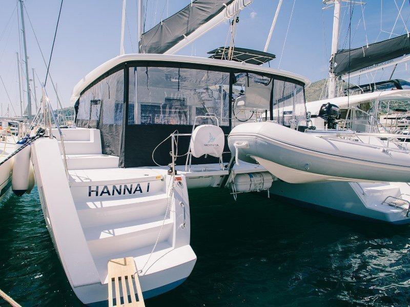 Lagoon 450 Sport (Hanna I.)  - 20