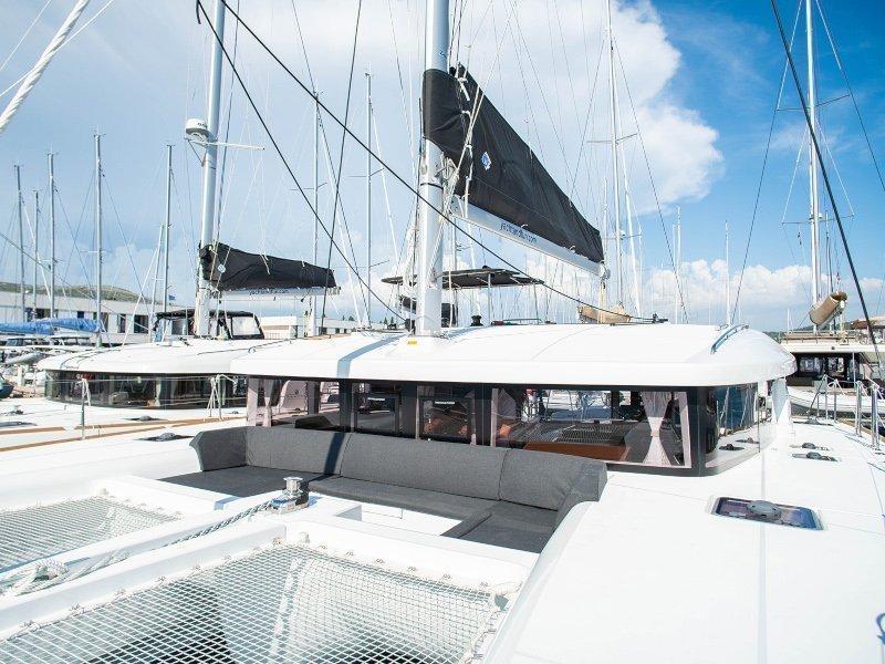 Lagoon 450 Sport (Hanna I.)  - 22