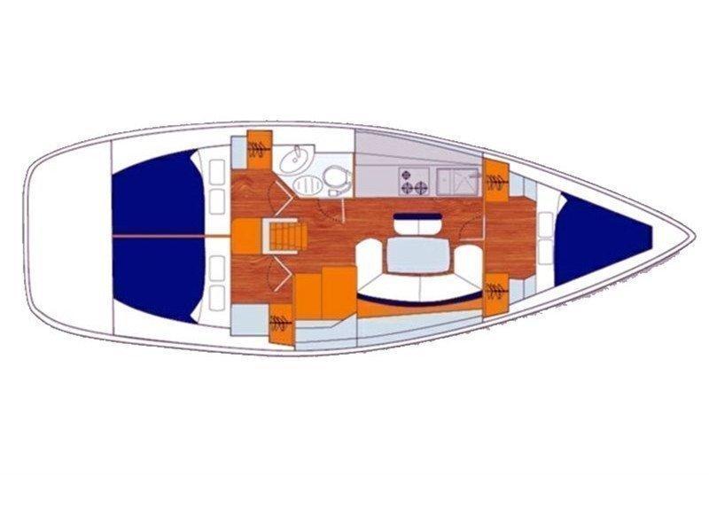 Cyclades 393 (Rajawadee) Plan image - 10