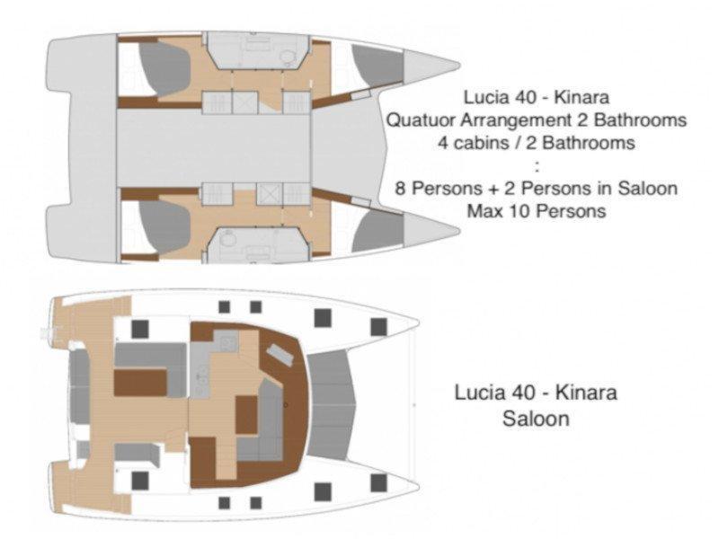 Lucia 40 (Kinara) Plan image - 32
