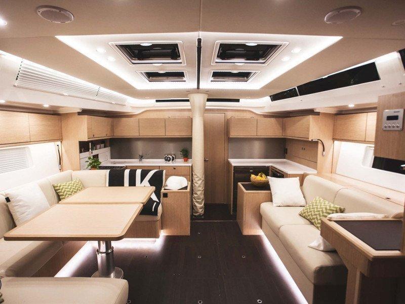 Bavaria Cruiser 57 (JK) Interior image - 11