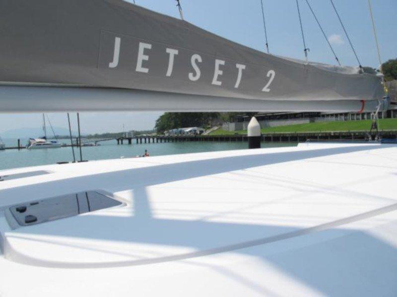 Nautitech Open 40 (Jetset 2)  - 1