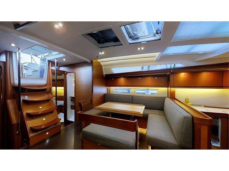 Dufour 520 Grand Large (Maverick )  - 5