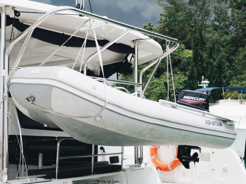 Lagoon 42 -Owner's Version (P&B) Tender - 15
