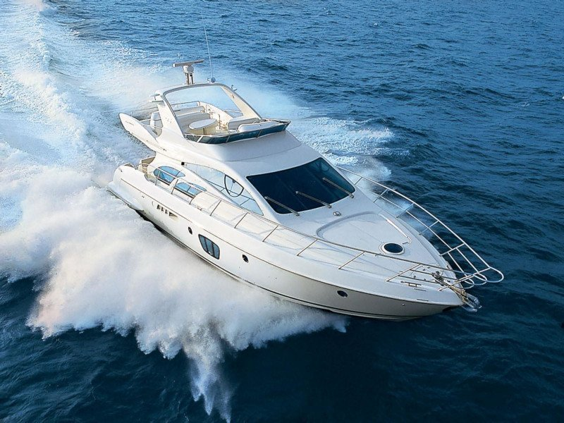 Azimut 55 Evolution (After 8)  - 12