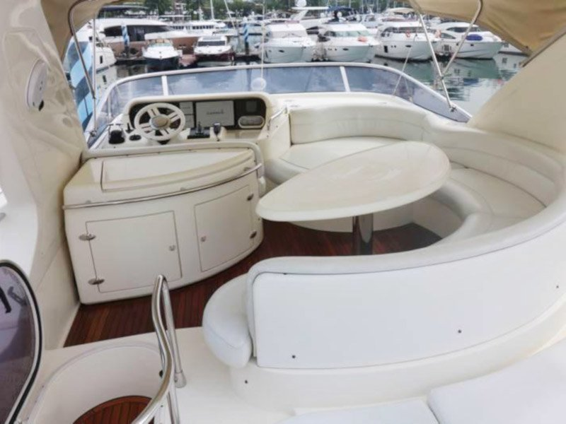 Azimut 55 Evolution (After 8)  - 38
