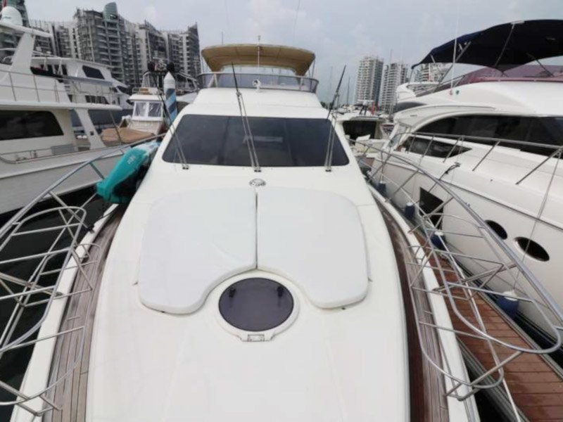Azimut 55 Evolution (After 8)  - 30