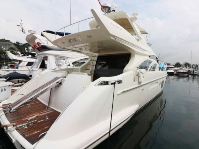 Azimut 55 Evolution (After 8)  - 27