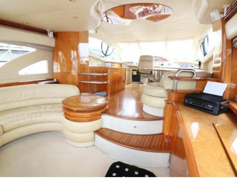 Azimut 55 Evolution (After 8) Interior image - 39