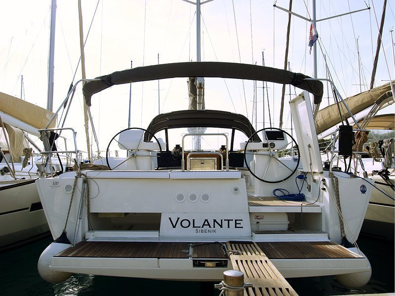 Dufour 520 Grand Large (Volante) Main image - 0