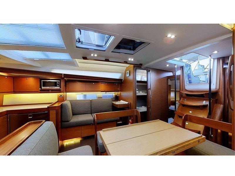 Dufour 520 Grand Large (Volante)  - 13
