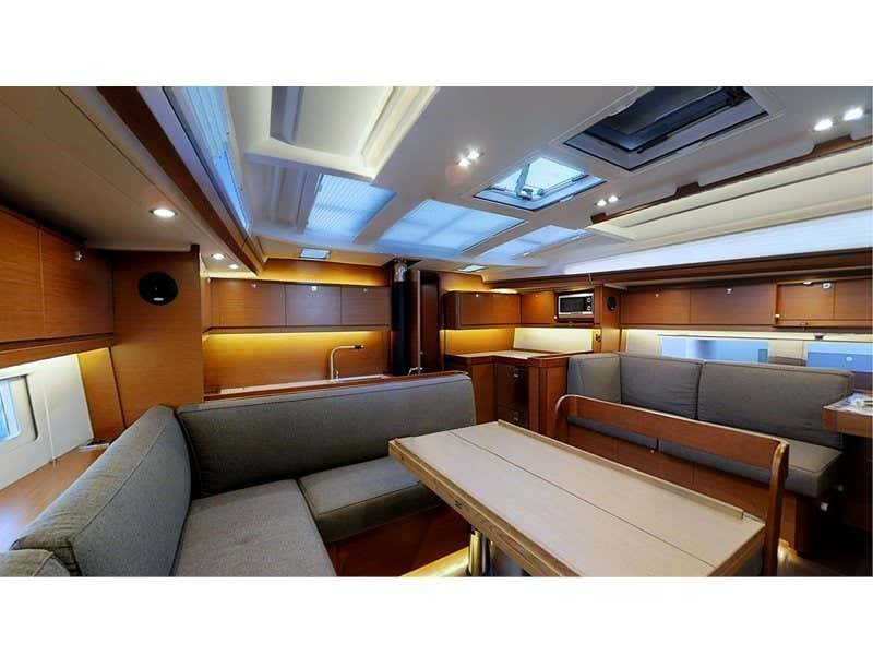 Dufour 520 Grand Large (Volante)  - 17