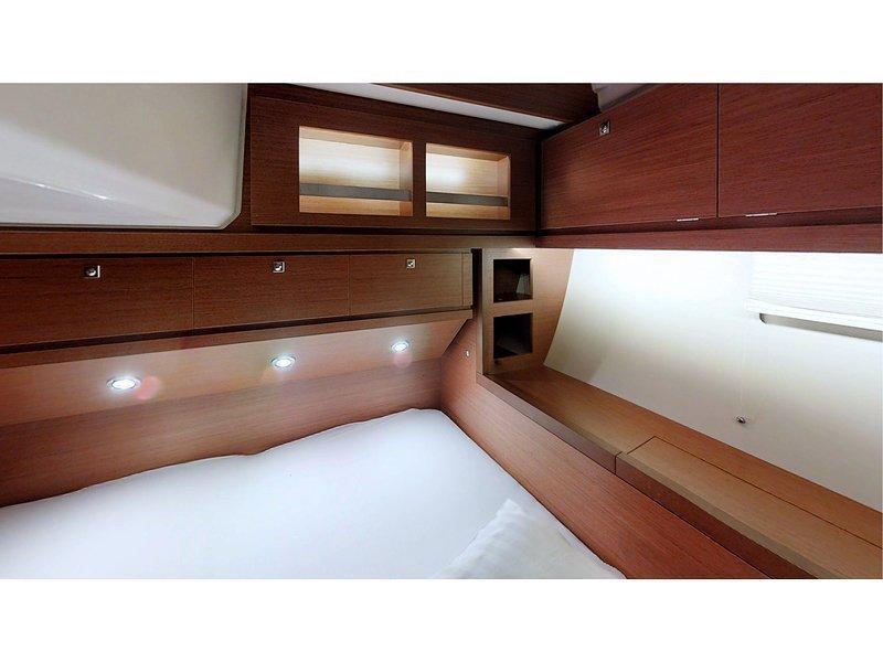 Dufour 520 Grand Large (Volante)  - 4