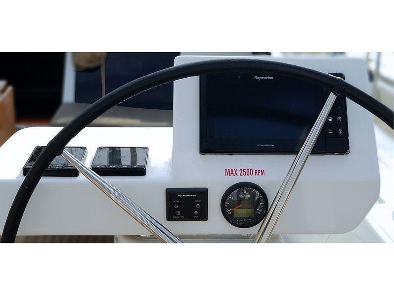 Dufour 520 Grand Large (Volante)  - 8