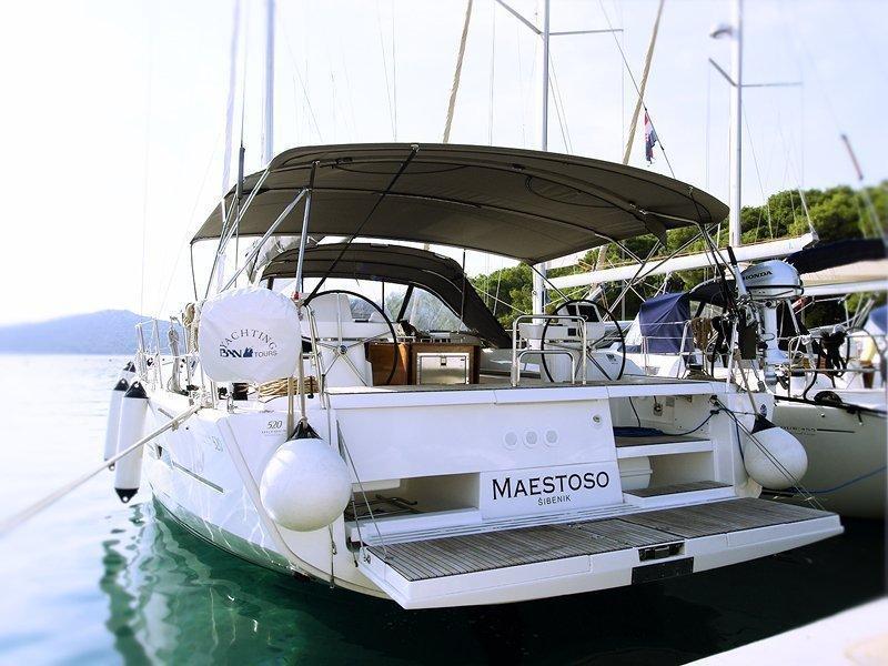 Dufour 520 Grand Large (Maestoso)  - 17