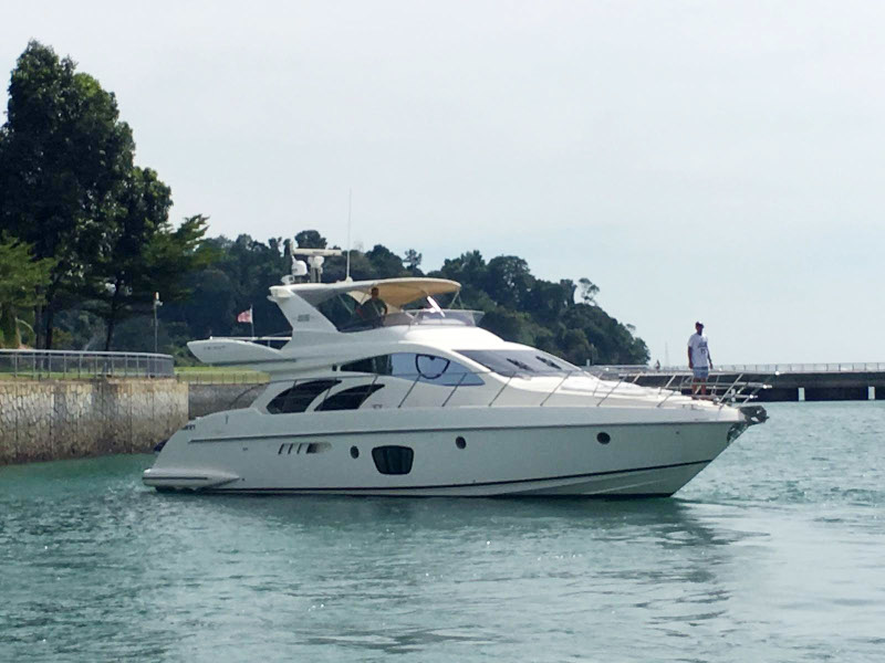 Azimut 55 Evolution (After 8)  - 41