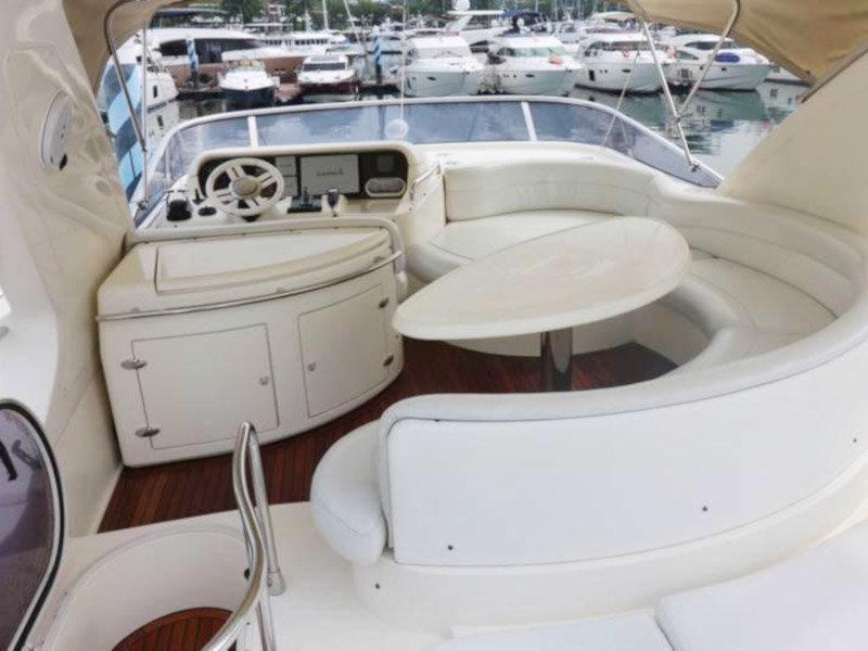 Azimut 55 Evolution (After 8)  - 46