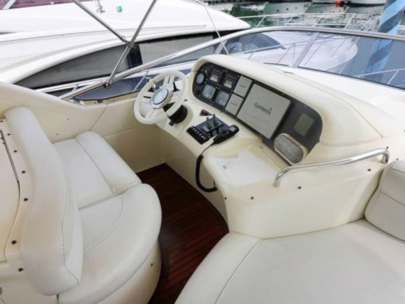 Azimut 55 Evolution (After 8)  - 25