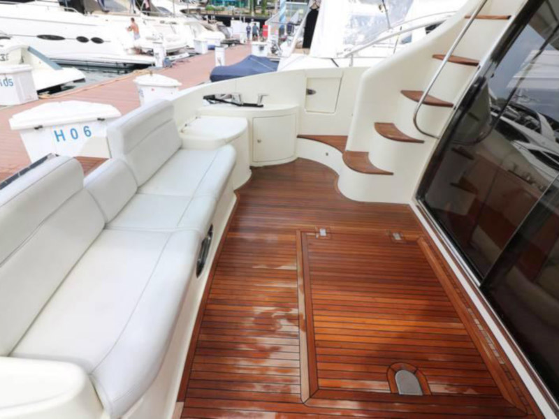 Azimut 55 Evolution (After 8)  - 29
