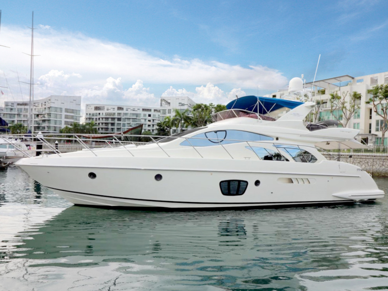 Azimut 55 Evolution (After 8)  - 4