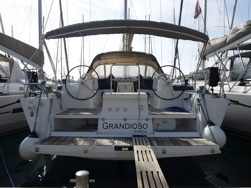 Dufour 500 Grand Large (Grandioso) Main image - 0