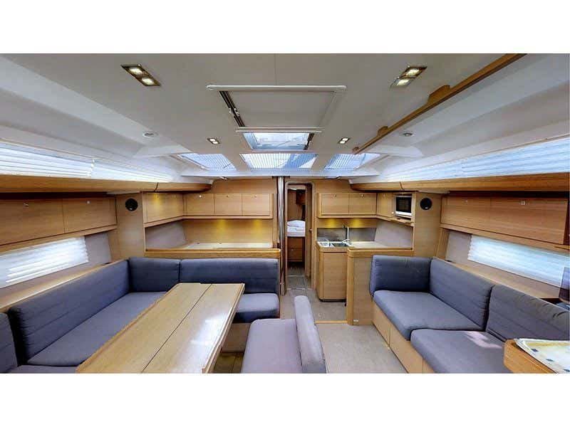 Dufour 500 Grand Large (Grandioso) Interior image - 2