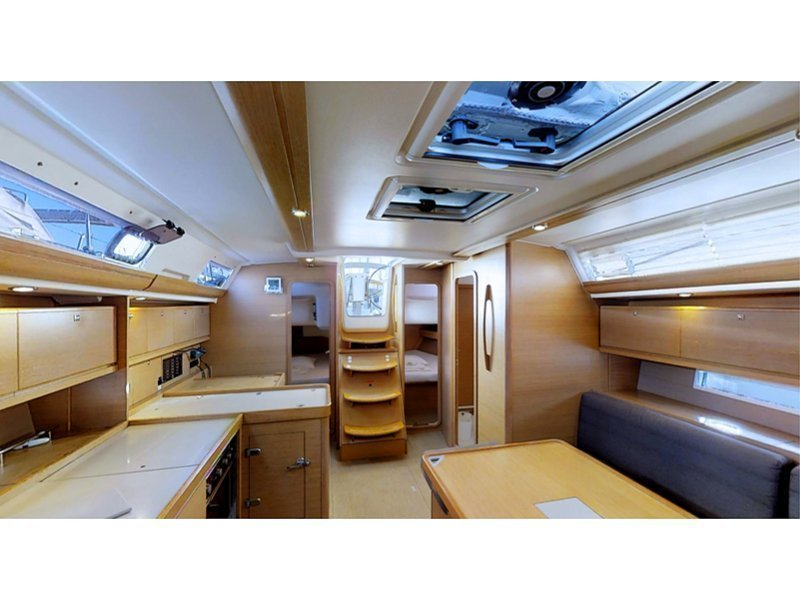 Dufour 450 Grand Large (Delicato) Interior image - 14