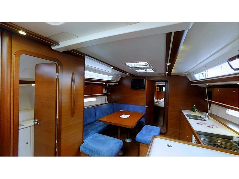 Dufour 445 Grand Large (Virtuoso) Interior image - 1