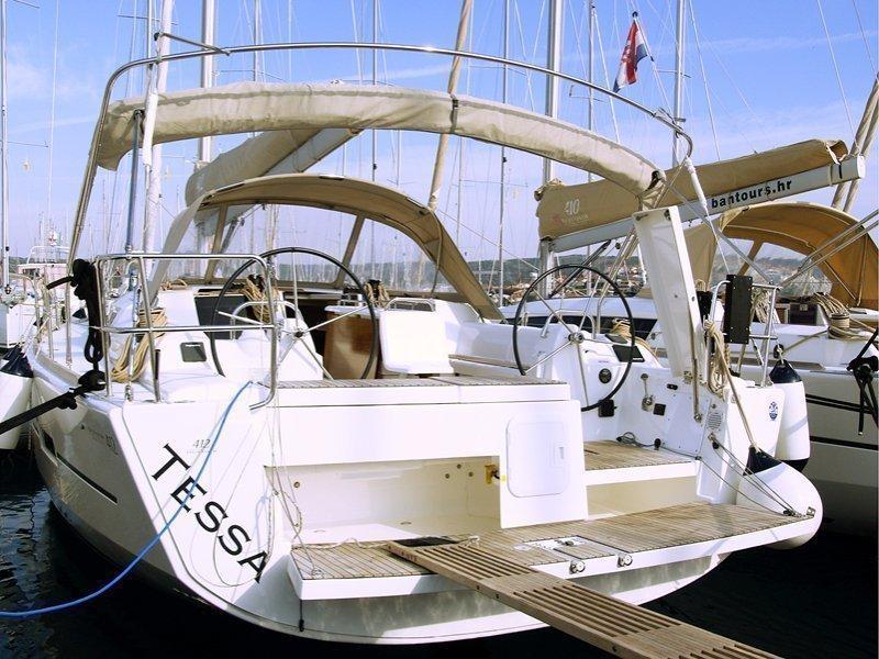 Dufour 412 Grand large (Tessa)  - 13