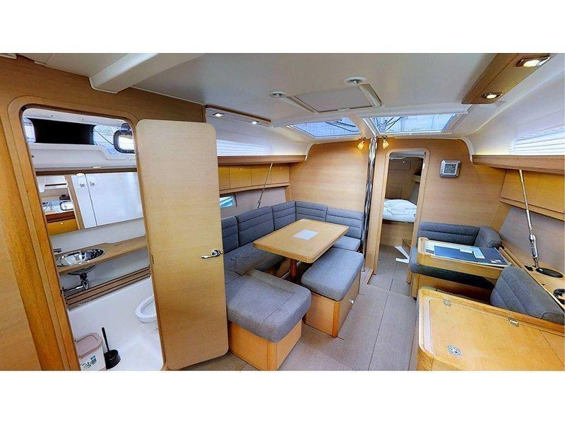 Dufour 410 Grand Large (Maja FB)  - 1