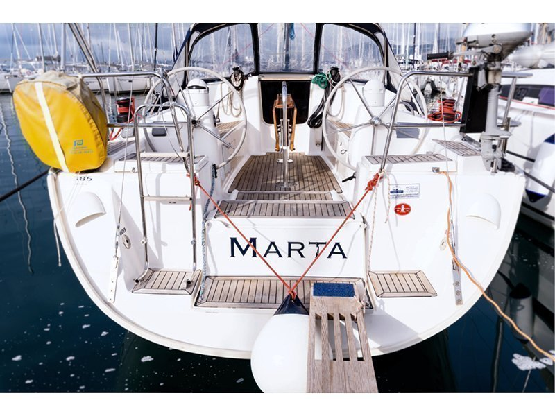 Dufour 385 Grand Large (Marta ) Main image - 0