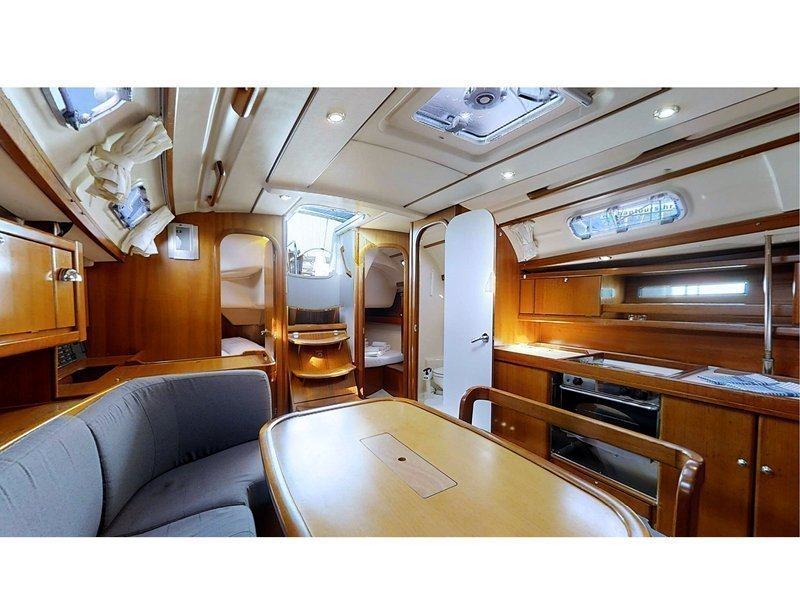 Dufour 385 Grand Large (Marta ) Interior image - 9
