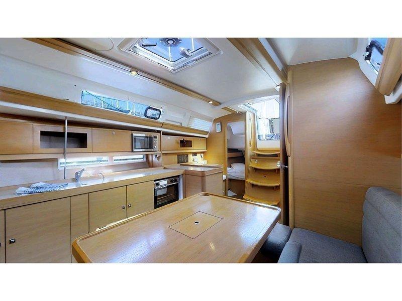 Dufour 380 Grand Large (Lika FB)  - 1