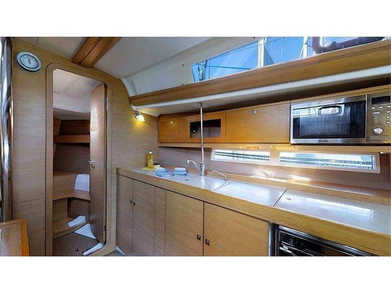 Dufour 380 Grand Large (Lika FB)  - 2